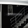 Decoración tiro de escalera