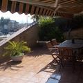 Acabados y jardinera de terraza
