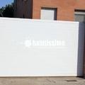 Puerta corredera de aluminio