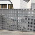 Puertas correderas de hierro