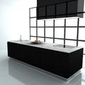 Cocinas Boffi Studio Marbella. Mod. K-14