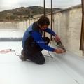 Impermeabilización De Cubierta En Granada Con Membranas De Pvc