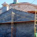 2008 Construccion de fachada