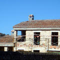 2008 Construccion de vivienda tejado superior