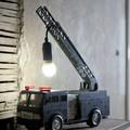 lámpara camión