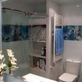 Baño colorista en Alella
