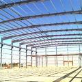 Instalaciones de nave parque de maquinaría de Acciona en San Juan de Enova (Valencia)
