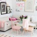 sillas soft pink