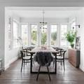 Salón-Comedor mesa de madera