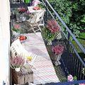 Balcón cálido
