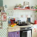 estilo gypsy en casa
