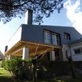 ampliacion en planta primera integrada con vivienda original