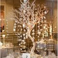 Arbol para decorar centro de mesa