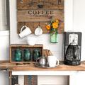 área café