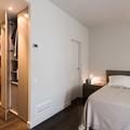 Armario abierto dormitorio - Reforma calle Moscou | Standal