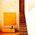 Armonia de espacios y colores