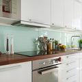 cocina azul claro