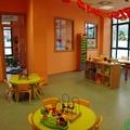 Aula para clases de niños y adultos de la guardería en Utebo (Zaragoza)