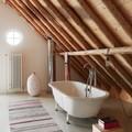 Bañera bajo cubierta