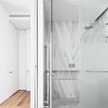 Baño ducha mármol
