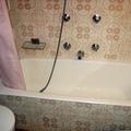 Baño grande antiguo