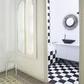 baño principal moderno