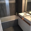 Baño principal reformado