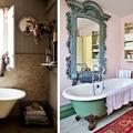 baño romantico decoracion