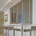 Barra de cocina en open-space