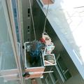 Cabina colgante permanente para hotel