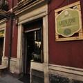 Cafetería Reforma. Exterior