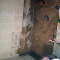 Cambio de bañara por plato de ducha de obra
