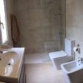 Cambio de sanitarios y plato de ducha en lugar de bañera