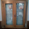 Cambio de Ventanas aluminio por madera