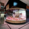 Carnicería en mercado
