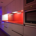 casa led collage cocina