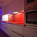 casa led collage cocina