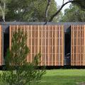 Casa prefabricada madera reciclada 1