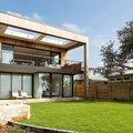 Casa que aprovecha la orientación del sol