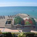 Chiringuito playa de guadalmar. Málaga