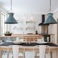 Cocina abierta con barra