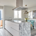 cocina con piedra Portobello
