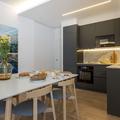 Cocina integrada salón comedor