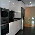 Cocina, mobiliario y encimera