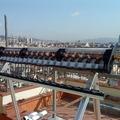 colector de tubos de vacío