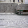 Colocación de tela asfaltica aluminizada