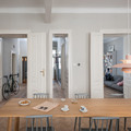 Comedor abierto a la vivienda