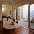 Comedor-Salón y patio interior