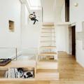 conjunto con escalera