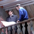 Construccio de Vivienda en Atico Bhuardilla